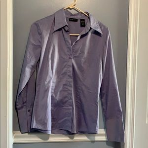 Woman's New York and Co Blouse Size M